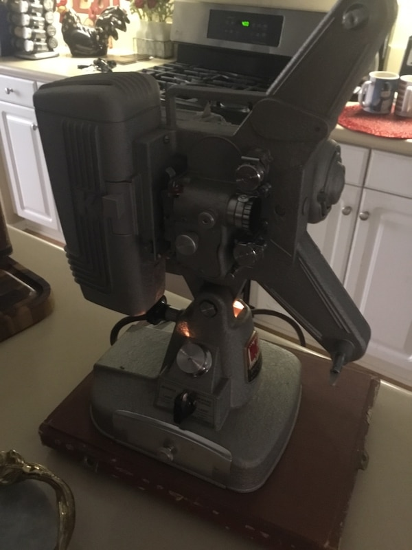 8 mm projector