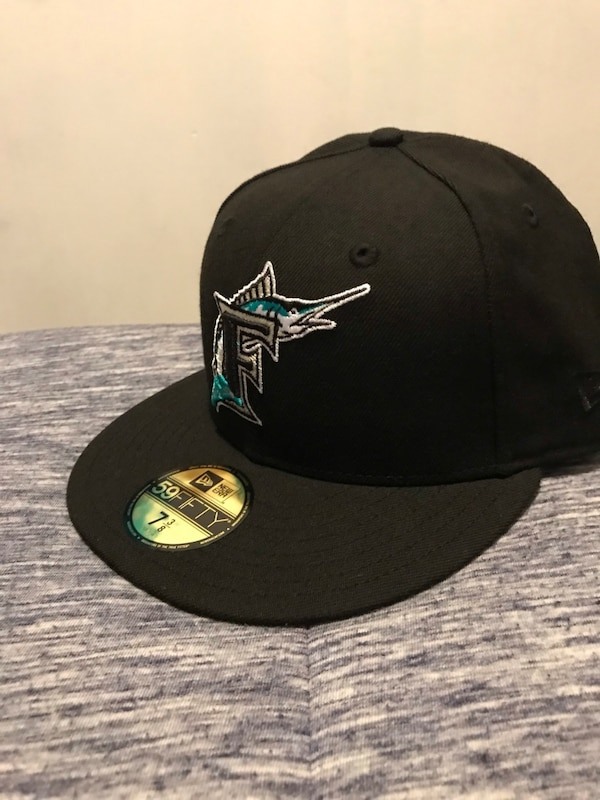 965665a0191c6 Used Florida Marlins Hat 7 3/8 for sale in New York - letgo