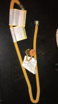 Gas hose and quick connect fitting  Kitchener, N2M 3T4