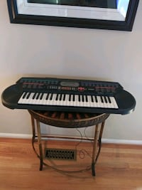 Casio CTK-401 Electric Keyboard Gaithersburg, 20886