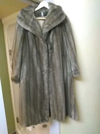 gray button-up coat 1459 mi