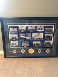 Framed Toronto Maple Leafs Picture 522 km