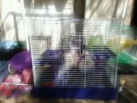 white and blue pet cage Anaheim, 92825