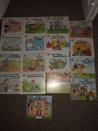 Beginner reading books Saanich, V8Y 1X8