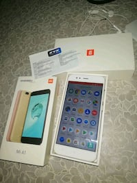 Xiaomi A1 gold 64 gb 8433 km