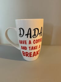 New Fathers Day Coffee Cup Barrie, L4M 2M4