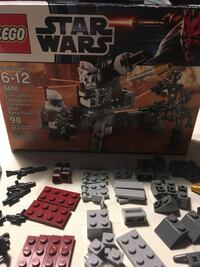 Lego Elite clone trooper & commando droid New Market, 21774
