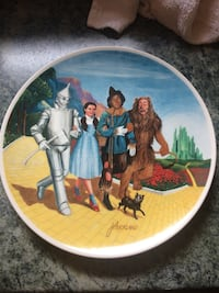 Authentic wizard of oz plate  Toronto, M1R 3V2