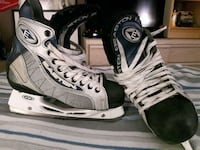 Easton hockey skates size 7 Richmond, V6Y 4E6