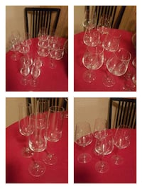 Crystal Clear Stemware Set (14 Pieces)