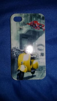 Cover iPhone 4/4s Teolo, 35037