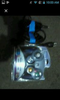 Controller for wii or gamecube , hdmi cable , pwr  West Covina, 91792