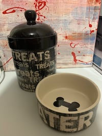 Dog water and treat container  Sioux Falls, 57110