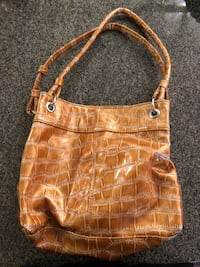 patent bamboo inspired purse bag  Vancouver, V6B
