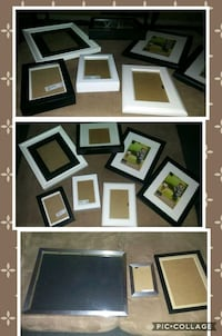 Ikea picture frames 10 pcs Silver Spring, 20906