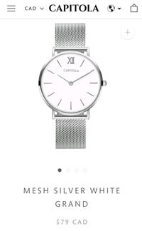Capitola mens watch  Toronto, M9N 1C2