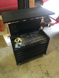 Tool cart adjustable for different heights (no tools are included) Dublin, 94568