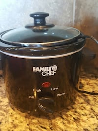 Family chef slow cooker  Fountain, 80817