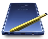 Smartphone Samsung Galaxy Note9  In sealed package Mississauga, L5A