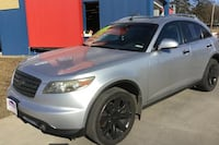 2008 INFINITI FX35 AWD 4dr GUARANTEED APPROVAL Des Moines