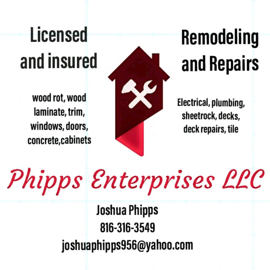 Remodeling and Repairs