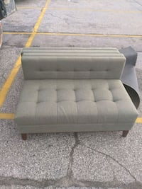 Set of 2 Green Lounge Benches for a whopping $250.00. Baltimore, 21230