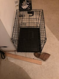 Small dog crate  Hagerstown, 21740