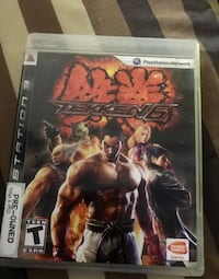 Ps3 Tekken 6 Fort Washington, 20744