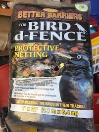 Bird protect your garden Plus many other items Toronto, M1L 3Y1