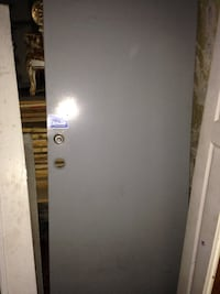 Heavy Duty Steel Door (NEG)