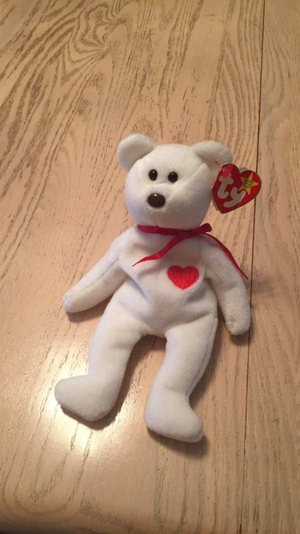 ff594846a82 Used Original Valentino beanie baby with tags for sale in Orange - letgo