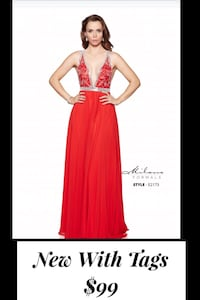New With Tags Formal Gown $99 Indianapolis