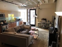 Fashion District 1 BR Loft w/ HUGE BALCONY Los Angeles