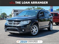 2013 Dodge Journey R/T with 138,159km and 100% Approved Financing Barrie