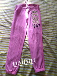 pink and white Pink by Victoria's Secret pants Amarillo, 79107