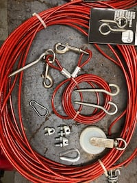 Dog run cables & assortment  Silver Spring, 20901