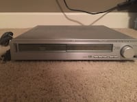 Gray DVD player Vancouver, V6H 2W3
