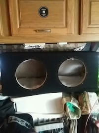 Very clean ready for any kind of 10 inch subs  Anchorage, 99515