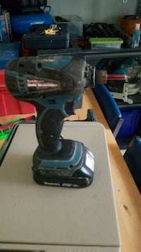 blue and black cordless hand drill Burnaby, V3N 2P2