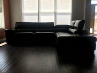 Leather sectional sofa Calgary, T2X 0T2