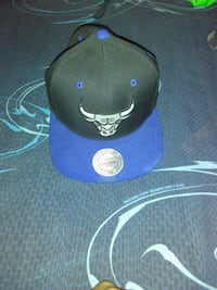 black and blue fitted cap Las Cruces, 88001