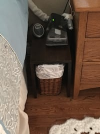 CPAP table / holder