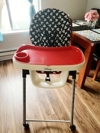 Mickey Mouse high chair  Fremont, 94536