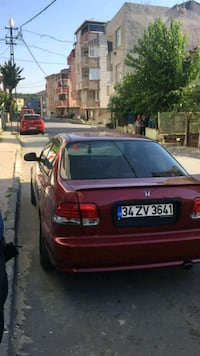 2000 - Honda - Civic 1.4 is Selahattin Eyyubi