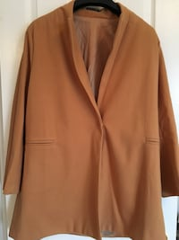 Women Long Coat 2xl Vaughan, L4H
