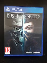 PS4 DISHONORED2 OYUN İstanbul, 34180