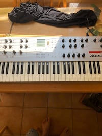 Alesis ION Synthesizer New York, 10012