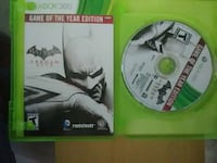 Xbox 360 BATMAN  Lake Forest