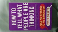 How to tell what people are thinking book Winnipeg, R2J 3C9