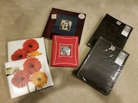 6 BRAND NEW PHOTO ALBUMS Hagerstown, 21740